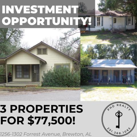 1256 Forrest Ave, Brewton, AL 36426 (MLS #544785) :: Levin Rinke Realty