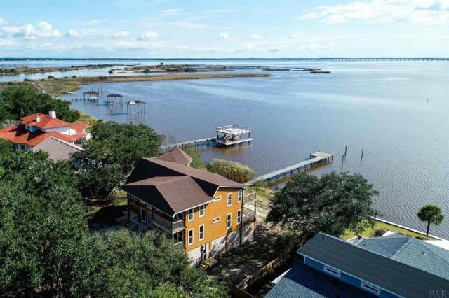 3741 Mackey Cove Dr, Pensacola, FL 32514 (MLS #547435) :: Levin Rinke Realty