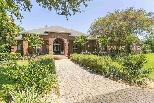 1444 West Shores Blvd, Gulf Breeze, FL 32563 (MLS #559940) :: Coldwell Banker Coastal Realty