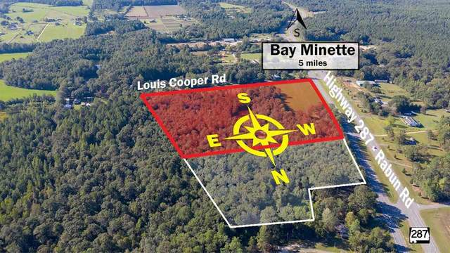 2 Hwy 287, Bay Minette, AL 36507 (MLS #567549) :: Coldwell Banker Coastal Realty