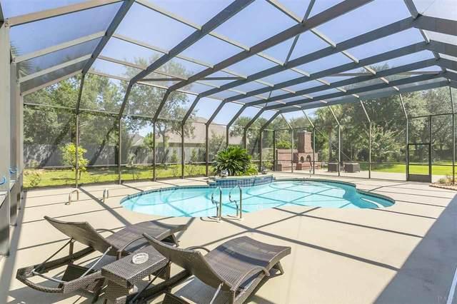 1444 West Shores Blvd, Gulf Breeze, FL 32563 (MLS #559940) :: Levin Rinke Realty