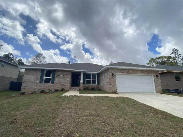 3477 Blaney Dr 6F, Cantonment, FL 32533 (MLS #560971) :: Levin Rinke Realty