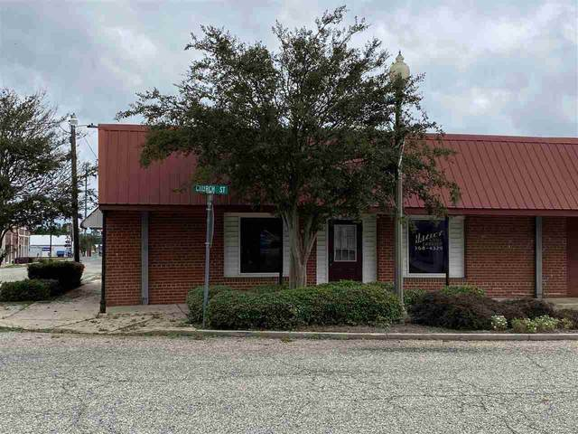 106 W Church St, Atmore, AL 36502 (MLS #578908) :: Connell & Company Realty, Inc.