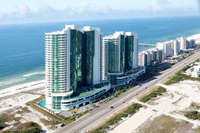 26302 Perdido Beach Blvd 2402D, Orange Beach, AL 36561 (MLS #514045) :: Coldwell Banker Seaside Realty