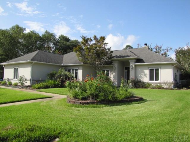 2536 Rosedown Dr, Cantonment, FL 32533 (MLS #522789) :: Levin Rinke Realty