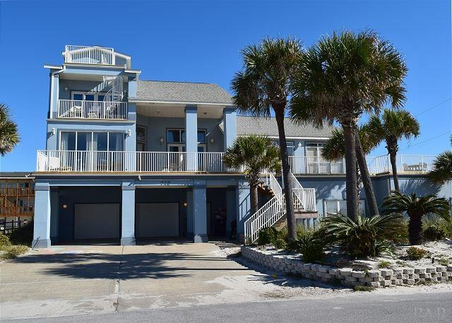 715 Ariola Dr, Pensacola Beach, FL 32561 (MLS #523949) :: Levin Rinke Realty