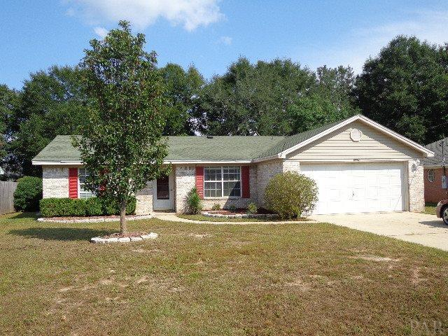 6942 Cedar Ridge Cir, Milton, FL 32570 (MLS #524462) :: ResortQuest Real Estate