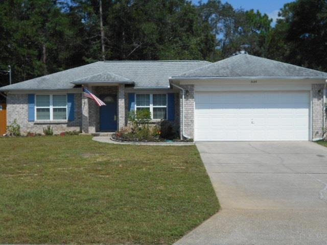 5149 Westport Dr, Milton, FL 32570 (MLS #524486) :: ResortQuest Real Estate