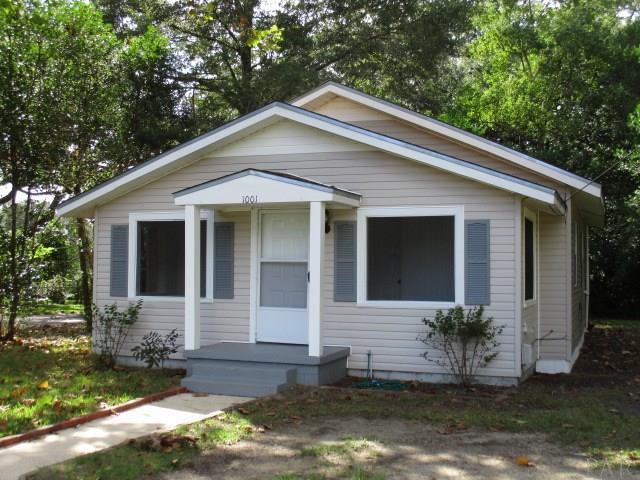 1001 N 60TH AVE, Pensacola, FL 32506 (MLS #525494) :: Levin Rinke Realty