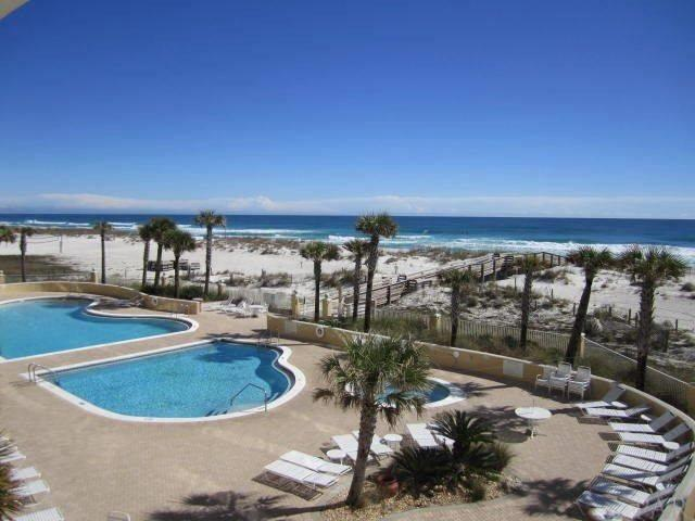 22 Via Deluna Dr #707, Pensacola Beach, FL 32561 (MLS #527151) :: ResortQuest Real Estate