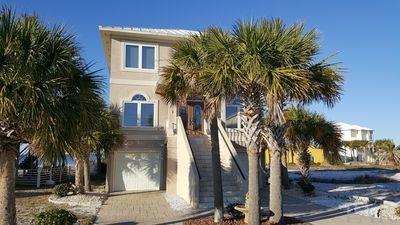 1460 Bermuda Dr, Navarre Beach, FL 32566 (MLS #527281) :: Levin Rinke Realty
