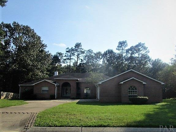 2545 Rosedown Dr, Cantonment, FL 32533 (MLS #527316) :: Levin Rinke Realty