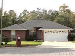 7965 Amethyst Dr, Pensacola, FL 32506 (MLS #528190) :: Coldwell Banker Seaside Realty