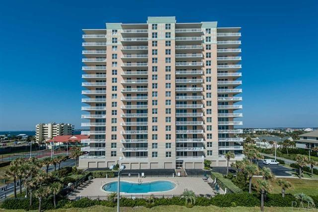 800 Ft Pickens Rd #103, Pensacola Beach, FL 32561 (MLS #529376) :: ResortQuest Real Estate