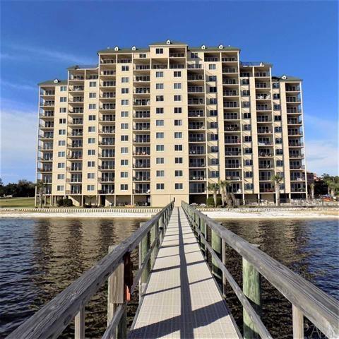 10335 Gulf Beach Hwy #803, Pensacola, FL 32507 (MLS #530878) :: Coldwell Banker Seaside Realty