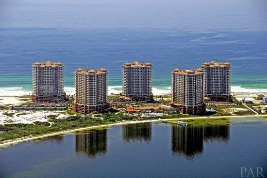 1 Portofino Dr #1806, Pensacola Beach, FL 32561 (MLS #532350) :: Coldwell Banker Seaside Realty