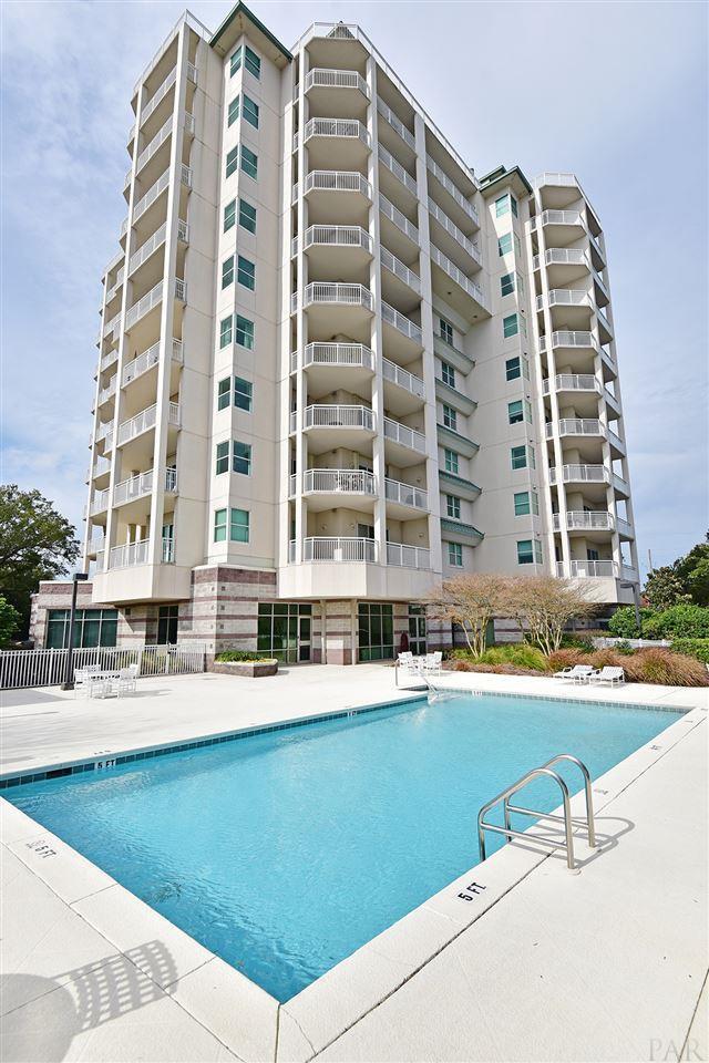 1700 Scenic Hwy #602, Pensacola, FL 32503 (MLS #532465) :: Levin Rinke Realty