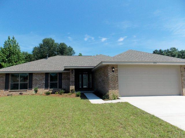 6741 Gettysburg Blvd, Milton, FL 32583 (MLS #532783) :: ResortQuest Real Estate