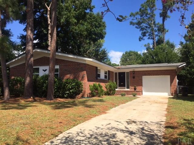 3800 Forest Glen Dr, Pensacola, FL 32504 (MLS #536737) :: Levin Rinke Realty
