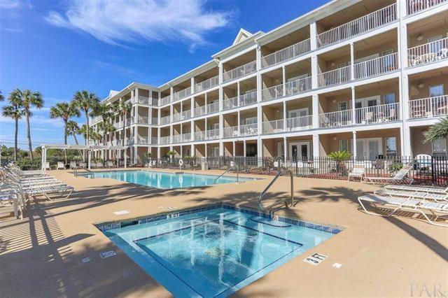 13500 Sandy Key Dr 313W, Pensacola, FL 32507 (MLS #538946) :: ResortQuest Real Estate
