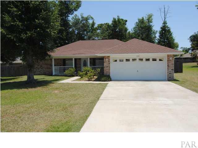 426 Sharpsburg Loop, Pensacola, FL 32503 (MLS #539490) :: Levin Rinke Realty