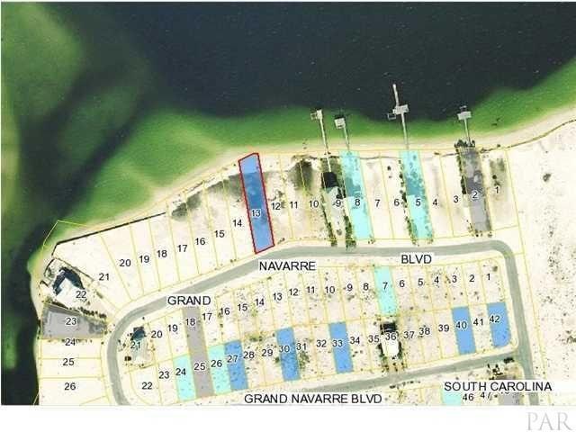 7373 Grand Navarre Blvd, Navarre, FL 32566 (MLS #540903) :: Levin Rinke Realty