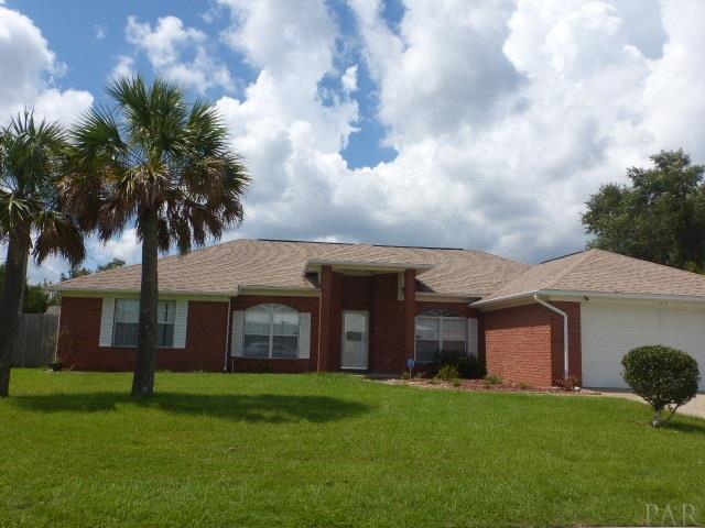 6015 Yellow Rose Dr, Pensacola, FL 32526 (MLS #542755) :: ResortQuest Real Estate