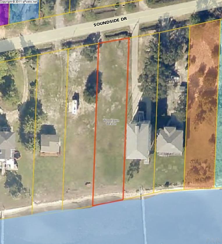 Gulf Breeze Florida Map.5251 Soundside Dr Gulf Breeze Fl 32563 Mls 543518 Levin
