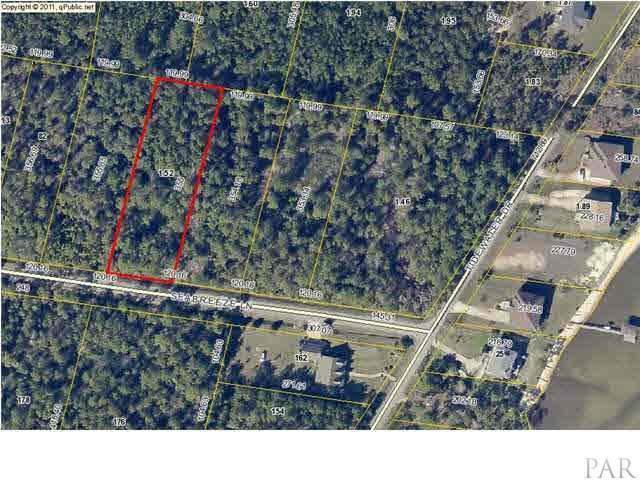 00 Seabreeze Ln, Milton, FL 32583 (MLS #546887) :: ResortQuest Real Estate