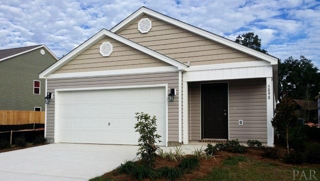 7320 Single Trace, Pensacola, FL 32526 (MLS #547961) :: Levin Rinke Realty