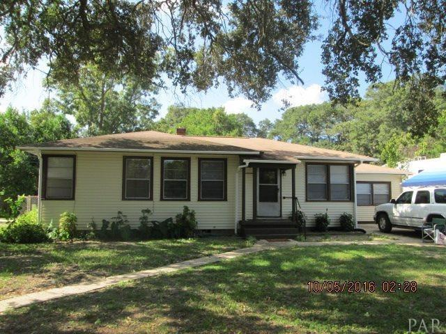 401 Chaseville St, Pensacola, FL 32507 (MLS #548039) :: ResortQuest Real Estate