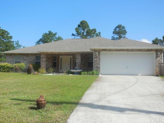 6734 Bellingham St, Navarre, FL 32566 (MLS #548572) :: ResortQuest Real Estate