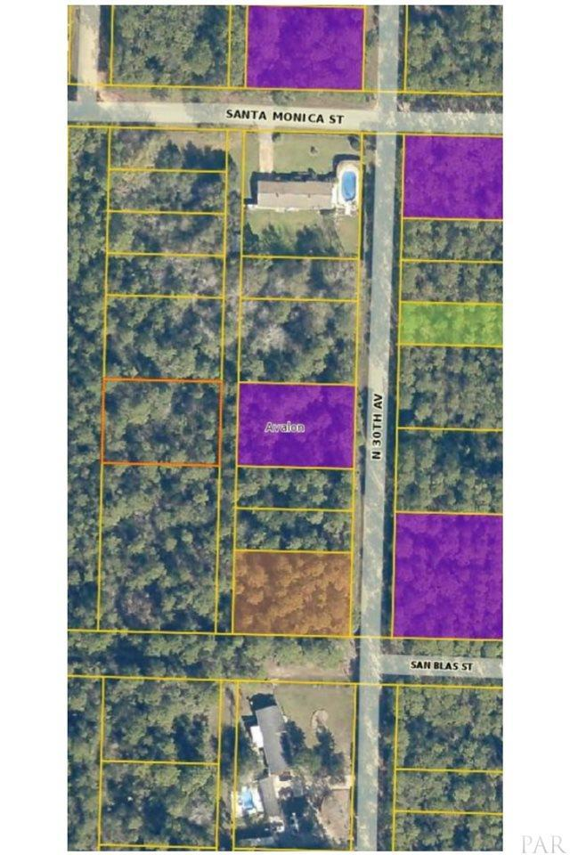 LOTS17&18 N 30TH AVE, Milton, FL 32583 (MLS #548688) :: ResortQuest Real Estate