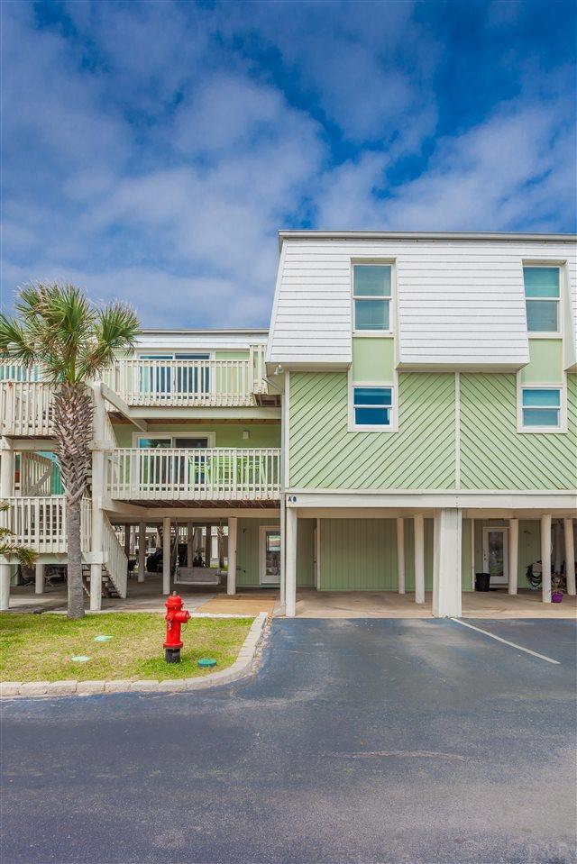 1100 Ft Pickens Rd A-8, Pensacola Beach, FL 32561 (MLS #550701) :: Levin Rinke Realty