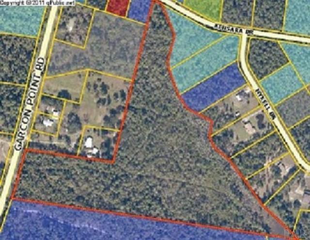 2090 Garcon Point Rd, Milton, FL 32583 (MLS #553025) :: ResortQuest Real Estate