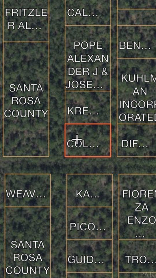 Lot 13/14 San Blas St, Milton, FL 32583 (MLS #554778) :: Connell & Company Realty, Inc.