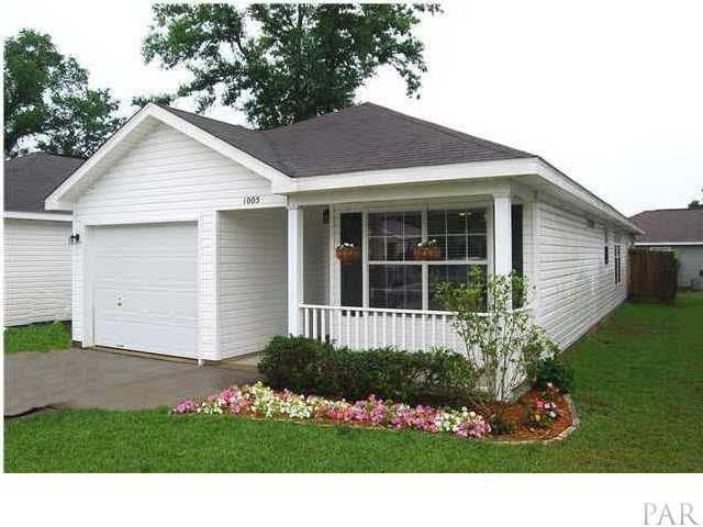 1005 Durgin Way, Pensacola, FL 32514 (MLS #557444) :: ResortQuest Real Estate
