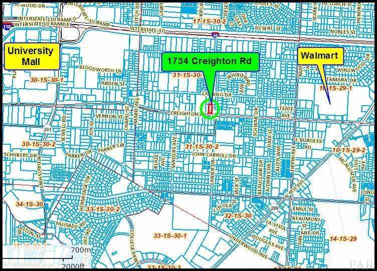 1734 Creighton Rd, Pensacola, FL 32504