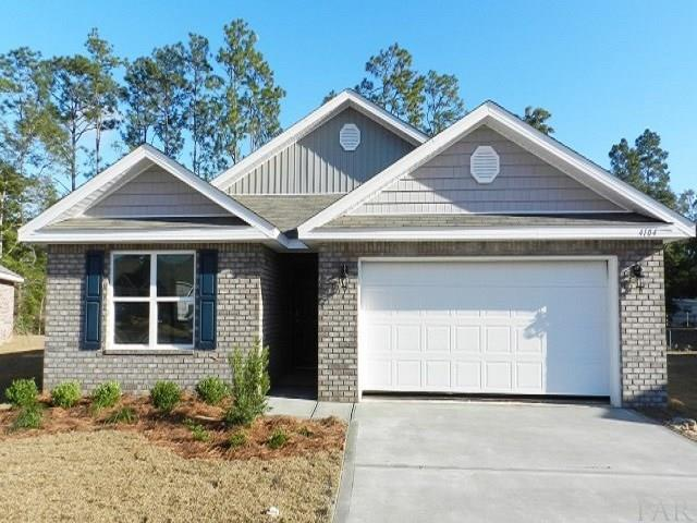 6268 Churchill Cir, Milton, FL 32583 (MLS #557580) :: ResortQuest Real Estate