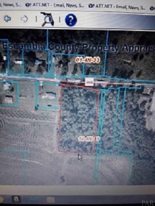 5800 Arthur Brown Rd, Walnut Hill, FL 32568 (MLS #560508) :: Levin Rinke Realty