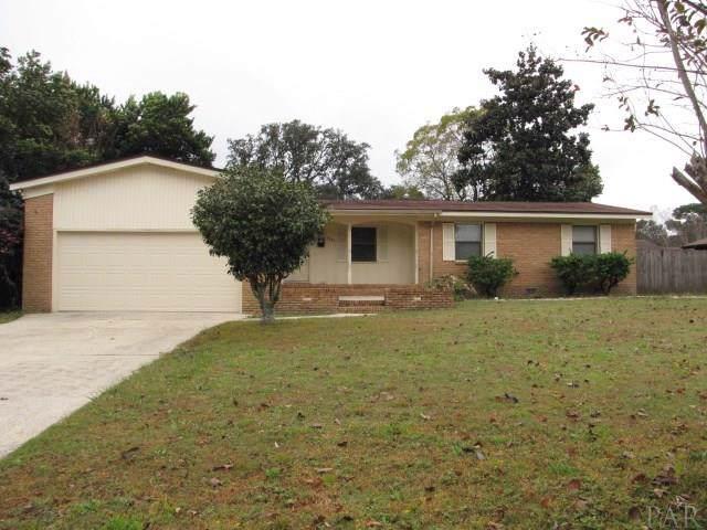 3581 Overland Dr, Pensacola, FL 32504 (MLS #562086) :: ResortQuest Real Estate