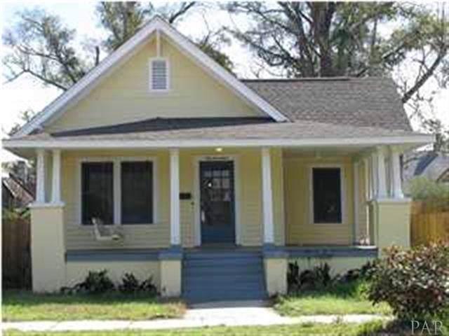 1017 E Gadsden St, Pensacola, FL 32501 (MLS #562174) :: Levin Rinke Realty