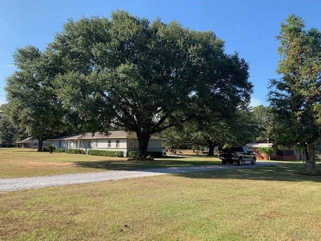 1496 W Kingsfield Rd, Cantonment, FL 32533 (MLS #562216) :: Berkshire Hathaway HomeServices PenFed Realty