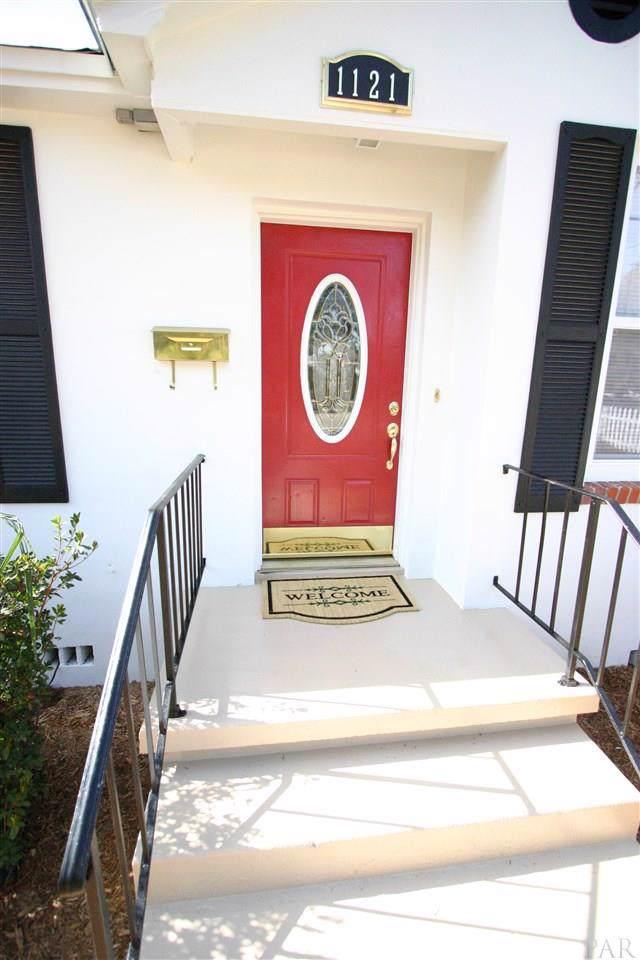 1121 N Devilliers St, Pensacola, FL 32501 (MLS #563519) :: ResortQuest Real Estate