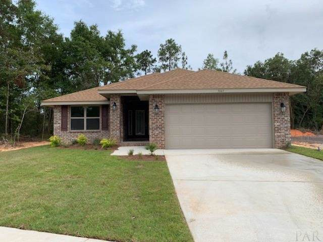 3648 Conley Dr, Cantonment, FL 32533 (MLS #564693) :: Levin Rinke Realty