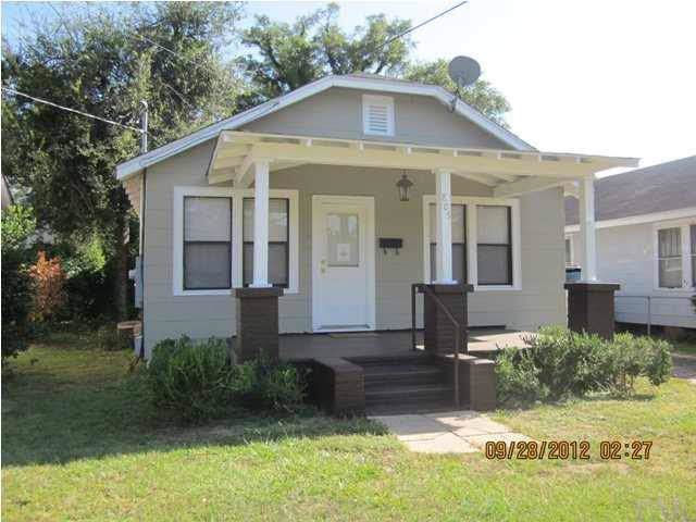 805 E Yonge St, Pensacola, FL 32503 (MLS #566716) :: Levin Rinke Realty