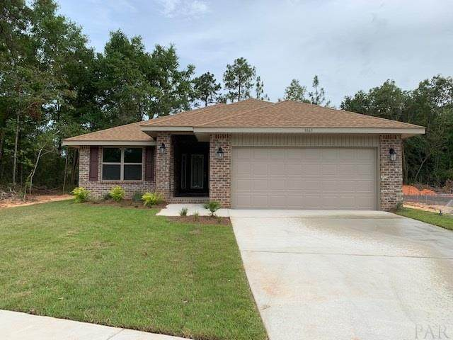 3633 Conley Dr, Cantonment, FL 32533 (MLS #567604) :: Berkshire Hathaway HomeServices PenFed Realty