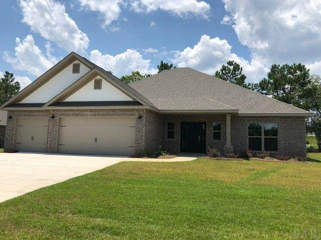 7754 Winter Greene Dr, Pensacola, FL 32526 (MLS #567957) :: Connell & Company Realty, Inc.
