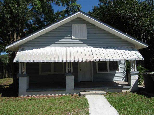 3436 W Brainerd St, Pensacola, FL 32505 (MLS #568018) :: Connell & Company Realty, Inc.