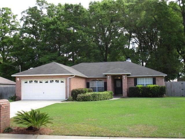 4656 Ridge Pointe Dr, Pace, FL 32571 (MLS #570001) :: Levin Rinke Realty